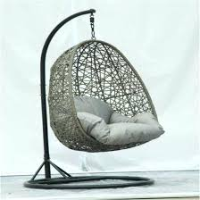 hanging outdoor chairs mh 100 outdoor rattan swing egg chair hanging outdoor hanging egg chair with