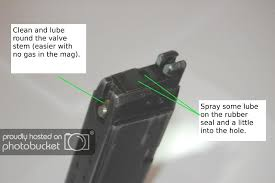 Glock Lube Chart Glock Strip Down And Lube Guide By David Macdonald Photobucket