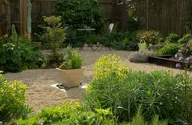 A Small Gravel Garden Paul Ridley Garden Design Oxford Delectable Gravel Garden Design
