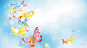 Butterflies Background Wallpaper ...
