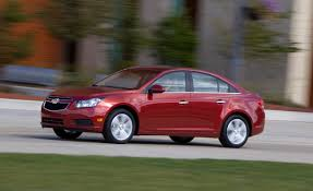 All Chevy chevy cars 2012 : Chevrolet Bumps the 2012 Cruze's Fuel Economy to 39 mpg in Several ...