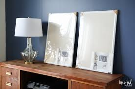 office feature wall. Bulletin Boards For Feature Wall Paint In Home Office A