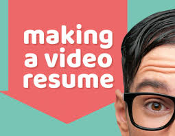 Resume Video Making a Video Resume Biteable 1
