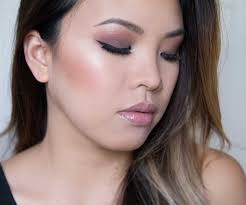 sultry valentine s day makeup