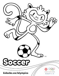 Small Picture Olympic Games colouring sheet Soccer Play Free Online Sports