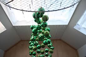 tree ornament mobile
