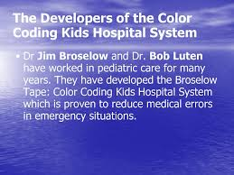 The Broselow Tape Eliminating Drug Dose Errors Ppt Download