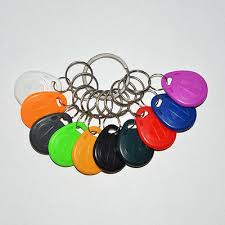 Wholesale LOT <b>125kHz EM4305 ReWritable RFID</b> Keyfob Tag ...