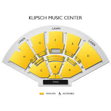 Klipsch Noblesville Seating Chart Ruoff Home Mortgage Music Center 2019 Seating Chart