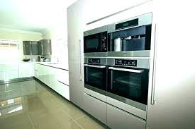 double wall oven microwave combination with on top built in above kids r