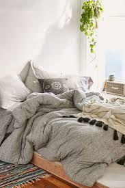 bedding set fluffy white bedding comforters bed amazing fluffy white bedding locust spacedye jersey comforter