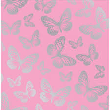 Pink And White Wallpaper For A Bedroom Fine Decor Fun4walls Butterfly Metallic Wallpaper Pink Silver