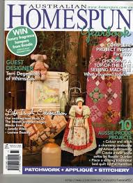 Australian Homespun Magazine -- All templates and patterns are at ... & Australian Homespun Magazine -- All templates and patterns are at the end  of Part 3 Adamdwight.com