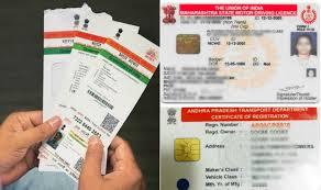 - com Licenses Soon Aadhar Driving Telugumirchi Linking To