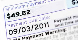 how credit cards interest calculated how credit card companies calculate your minimum payments