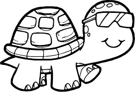 turtle coloring pages. Simple Coloring Coloring Page Turtle Throughout Pages G