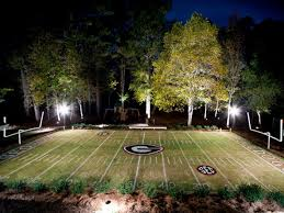 How To Make A Backyard Artificial Turf Field  YouTubeFootball Field In Backyard