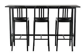 outdoor bar table and chairs wicker small pub height stools nz
