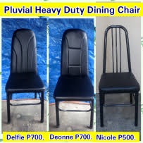 dining tables and chairs for sale in laguna. dining chair high back delfie deonne nicole brand new \u20b1 500 posted 1 week ago binan, laguna tables and chairs for sale in