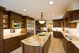 oak cabinets with granite inspirations fascinating countertops images black