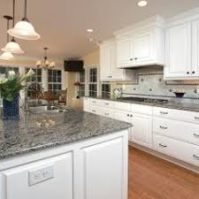 Granite Countertop With White Cabinets Design Ideas, Pictures, Remodel And  Decor