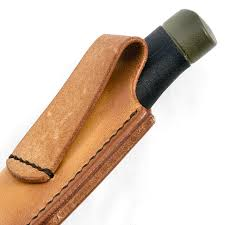 ray mears leather morakniv companion heavy duty knife sheath knife not included