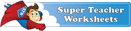 Super Teacher Worksheets Math 1st Grade | Homeshealth.info