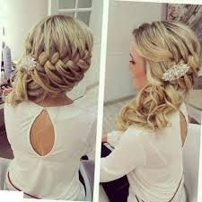 Photo Modele De Coiffure De Mariage Pour Cheveux Mi Long