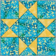 Quilt Square Patterns Impressive Star Quiltblock Patterns For An Astronomical Block Challenge