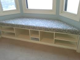 bay window seat cushion banquette seat bench cushion zoom bay window seat cushion