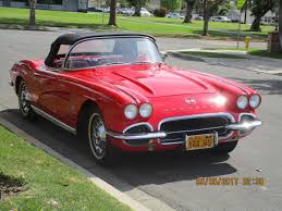 1962 Chevrolet Corvette for sale #1971788 - Hemmings Motor News