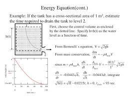 bernoulli 39 s equation pump. 4 bernoulli 39 s equation pump