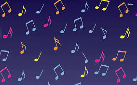 Cute Music Note Wallpapers