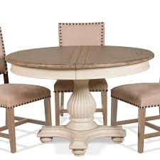large picture of riverside furniture coventry round dining table