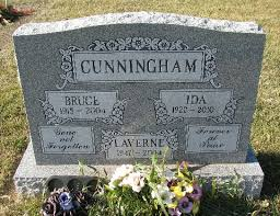 Cunningham-Bruce Clarence