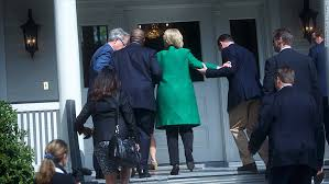 Image result for hillary clinton almost falls