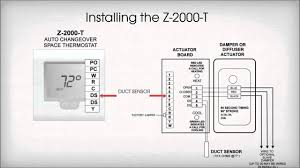 zone one thermostat installation zone one thermostat installation jackson systems