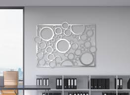 metal wall art panels style