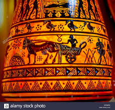 Grecian Pottery Designs Ancient Greek Pottery Designs Stock Photos Ancient Greek