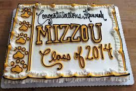 Graduation Cakes Trefzgers Bakery