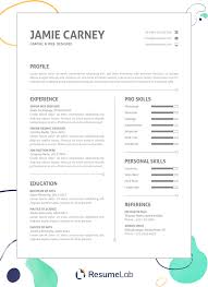 Designs For Word Documents Free 50 Free Resume Templates For Microsoft Word To Download