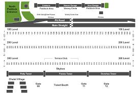 Monster Energy Nascar Cup Series Gander Rv 400 Tickets Long