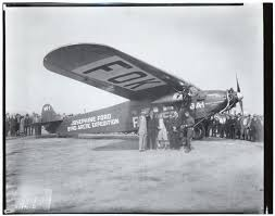 josephine ford. Interesting Ford Josephine Ford Byrd Arctic Expedition Plane With V