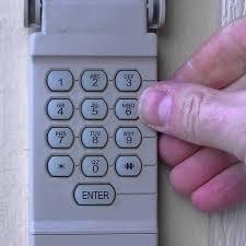 Garage Door Keypad Not Working | Home Interior Pedia