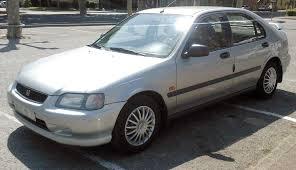 File:Honda Civic V Fastback 1995.jpg - Wikimedia Commons