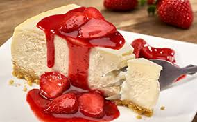 olive garden desserts names. Interesting Olive Ricotta Cheesecake With A Shortbread Cookie Crust Topped Seasonal  Strawberry Sauce On Olive Garden Desserts Names