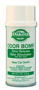 new car total release odor eliminatorDakota Odor Bomb Total Release Odor Eliminator