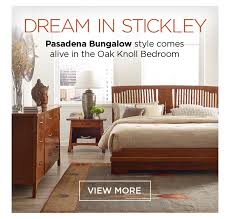 Design My Dream Bedroom New Stickley Furniture Since 48