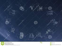 созвездия зодиака знаки зодиака знаки зодиака иллюстрация штока