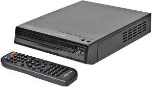 Buy Craig CVD516 Compact DVD Player with Remote in Black | Compatible with  DVD/DVD-R/DVD-RW/JPEG/CD-R/CD-RW/CD | Progressive Scan | Multilingual  Supported Online in Turkey. B093WYJYHN